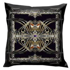 Rulers of Time Egyptian Throw Pillow