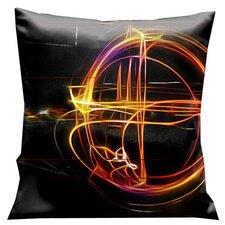 Contempo Light Show Throw Pillow