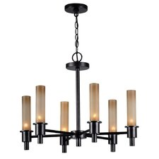 Dunwoody 6 Light Chandelier