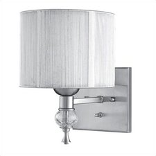 Uptown Contemporary 1 Light Wall Sconce