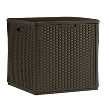 Cube 60 Gallon Deck Storage Box