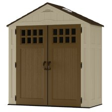 Everett 6 Ft. W x 3 Ft. D Resin Storage Shed