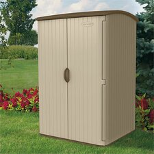 5 Ft. W x 4 Ft. D Plastic Tool Shed