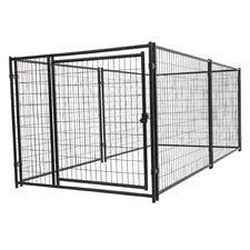 Lucky Dog™ Steel Wire Yard Kennel