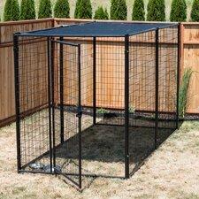 Lucky Dog™ Modular Steel Yard Kennel