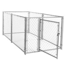 Lucky Dog™ Chain Link Yard Kennel