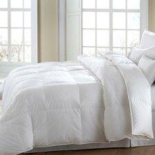 MACKENZA Firm White Down Pillow