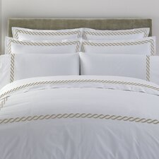 Letto Studio Bedding Cable 300 Thread Count Sheet Set