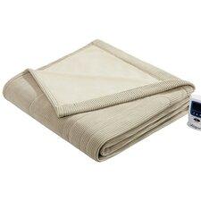 Micro Fleece Heated Blanket