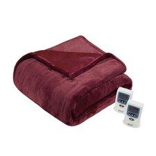 Heated Plush Blanket