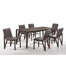 Cafe 7 Piece Dining Set