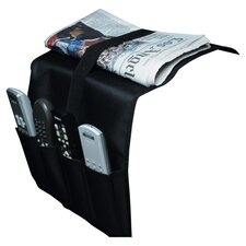 Over The Arm Remote Caddy in Black