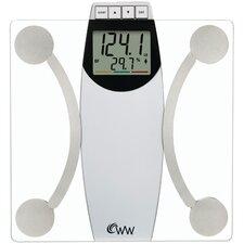 Conair Weight Watchers Glass Body Analysis Scale