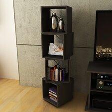 "Atlantic Storage Unit 46.9"" Cube Unit Bookcase"