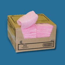 Wet Wipe in Pink and White