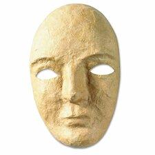 Paper Mache Mask Kit (Set of 2)