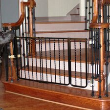 Hardware Mounted Pet Gate Extension