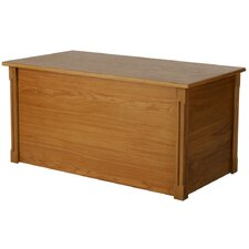 Oak Toy Box and Chest