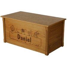 Oak Little Critters Toy Box
