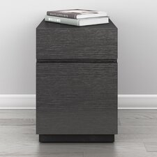 Signature Home 2-Drawer Rolling File Pedestal