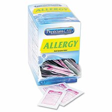 Allergy Antihistamine  Medication