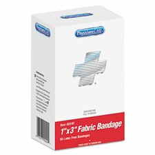 Xpress First Aid Refill Kit of Bandages (Set of 100)