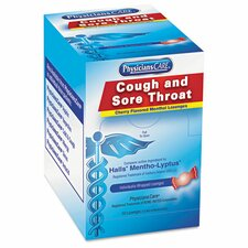 Cough and Sore Throat Lozenges