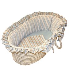 Spa Blue Moses Basket