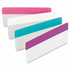 Durable File Tabs (Pack of 24) (Set of 2)
