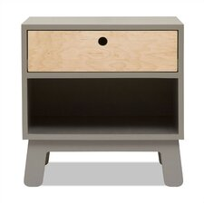 Sparrow 1 Drawer Nightstand