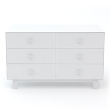 Sparrow 6 Drawer Dresser