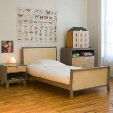 Sparrow Twin Sleigh Customizable Bedroom Set