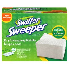 Sweeper Dry Sweeping Refill