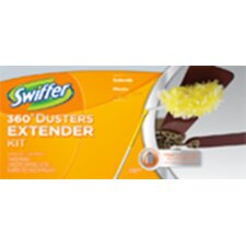 Swiffer Dusters with Extendable Handle, 1 Handle and 2 Dusters/box