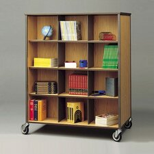 Double Sided 24 Compartment Cubby