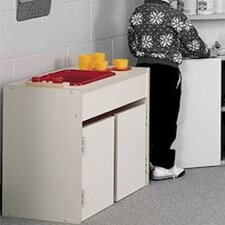 Koala-Tee Play Kitchen Sink and Counter Cabinet