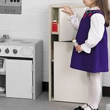 Koala-Tee Play Kitchen Refrigerator and Freezer