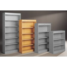 "Library Single Sided 72"" Standard Bookcase"