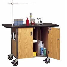 Basic Mobile Science Lab Station with Sink