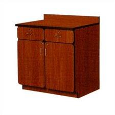 Illusions Base Shelf/Drawer Cabinet
