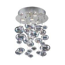Bubbles 4 Light Pendents