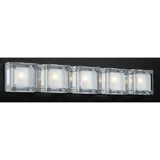 Corteo 5 Light Vanity Light