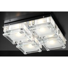 Corteo 4 Light Semi Flush Mount