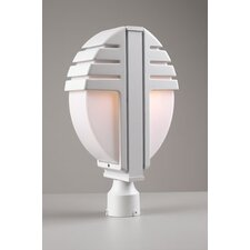 Synchro 2 Light Post Lantern