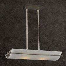 Enzo 2 Light Inverted Pendant