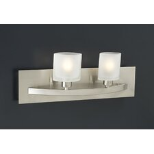 Wyndham 2 Light Vanity Light