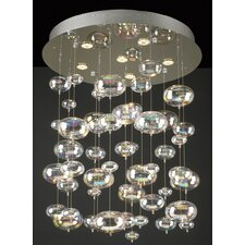 Bubbles 6 Light Pendant