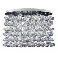 Bubbles 12 Light Cascade Pendant