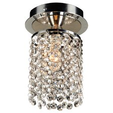 Rigga 1 Light Semi-Flush Mount
