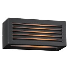 Madrid 1 Light Outdoor Flush Mount